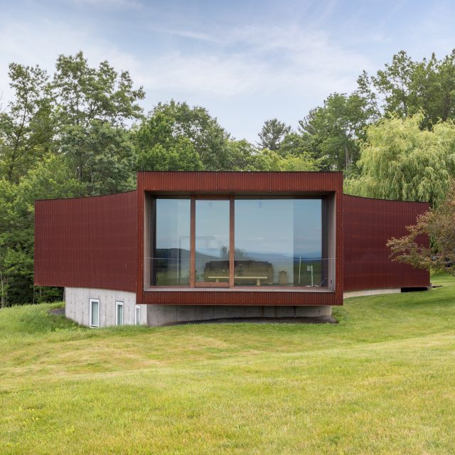 This summer, rent an upstate hideaway designed by Ai Weiwei for $125K