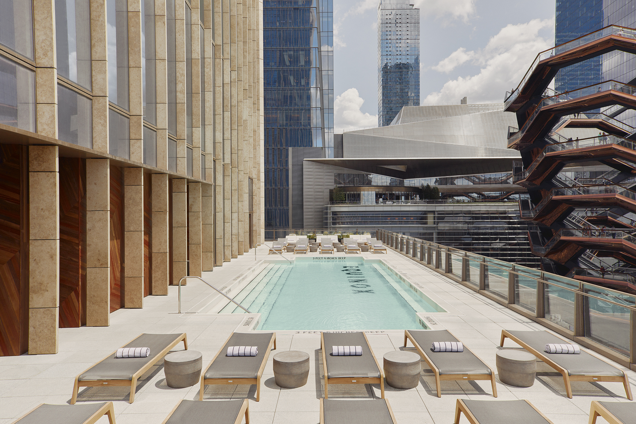 Equinox opens its largest new fitness club at Hudson Yards