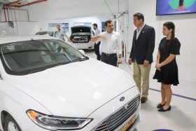 Governor Andrew Cuomo, Mobileye, Self-driving subways