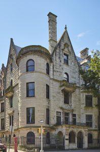 86 Riverside Drive, Riverside Drive, Upper West Side, townhouse