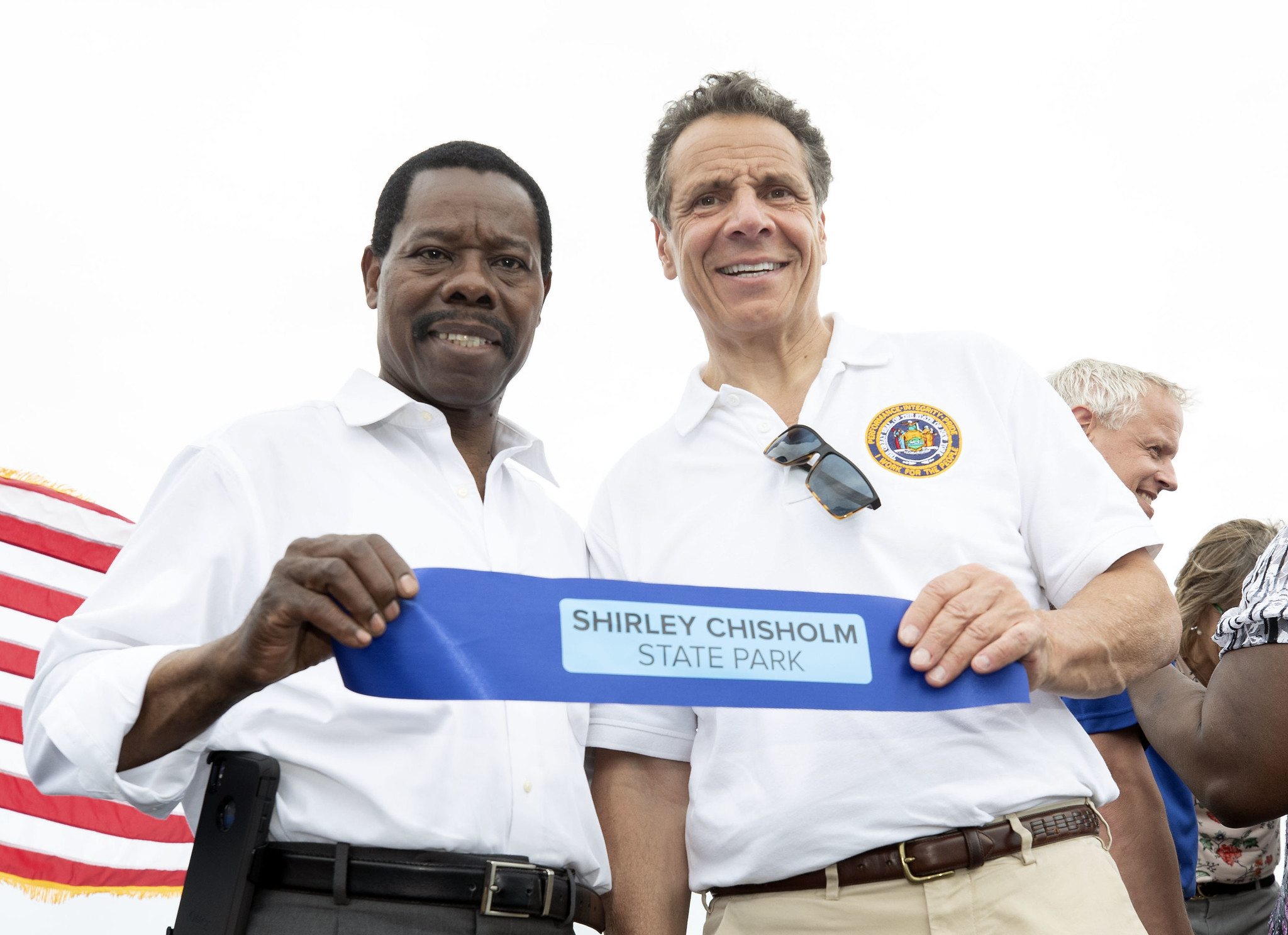 Andrew M. Cuomo, shirley chisholm state park, parks