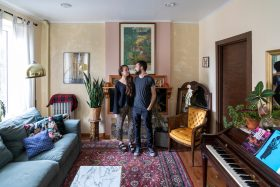 sara mcdonald, greenpoint, nyc house tours