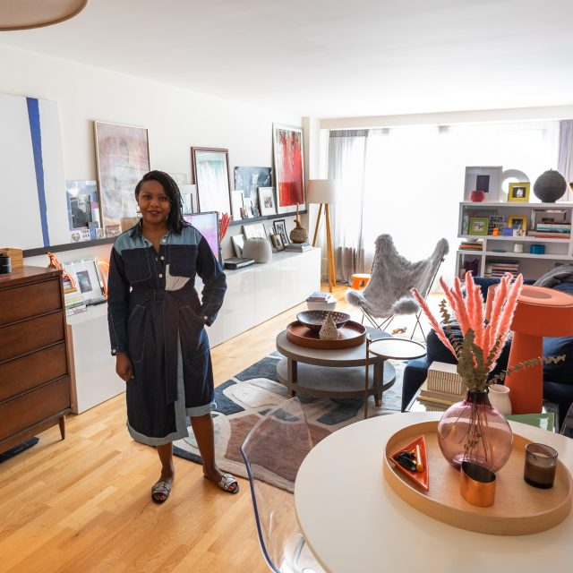 My 600sqft: How interior designer Habiba Koroma keeps her grown-up Harlem home kid-friendly