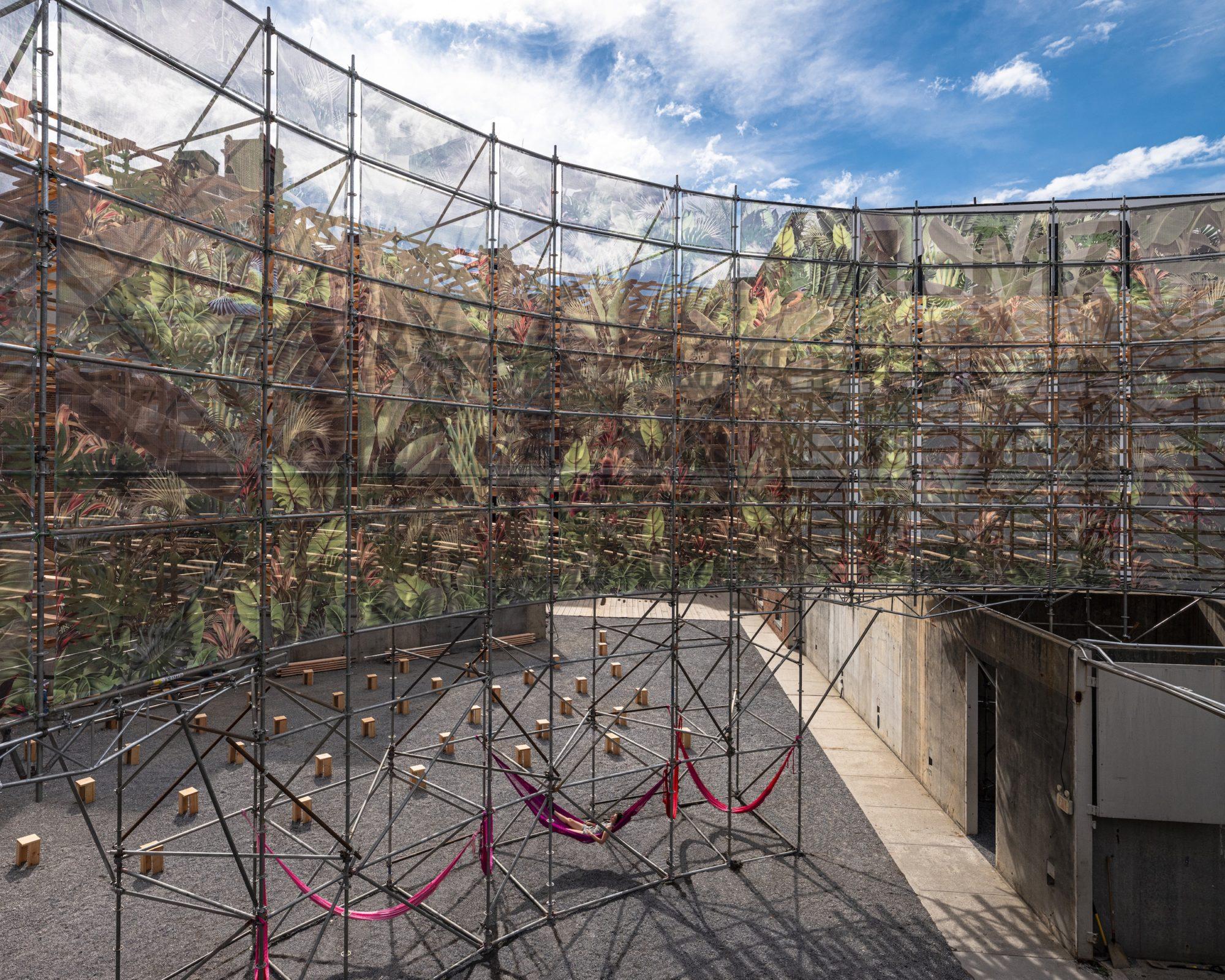 Hórama Rama, Pedro & Juana, Young Architects Program, MoMA PS1