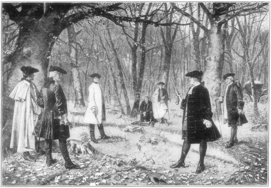 Before the duel: Aaron Burr and Alexander Hamilton's NYC haunts   6sqft