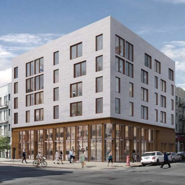 Lottery opens for a handful of middle-income units in East Williamsburg, from $1,689/month