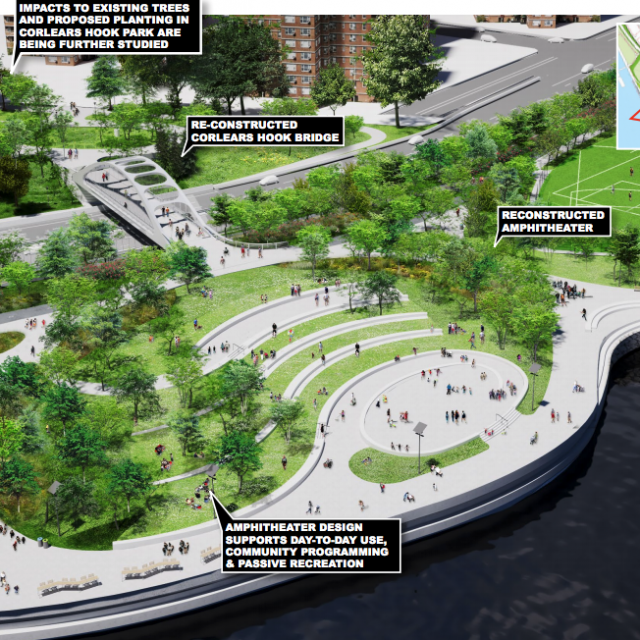 East River flood protection plan gets the green light from NYC Council