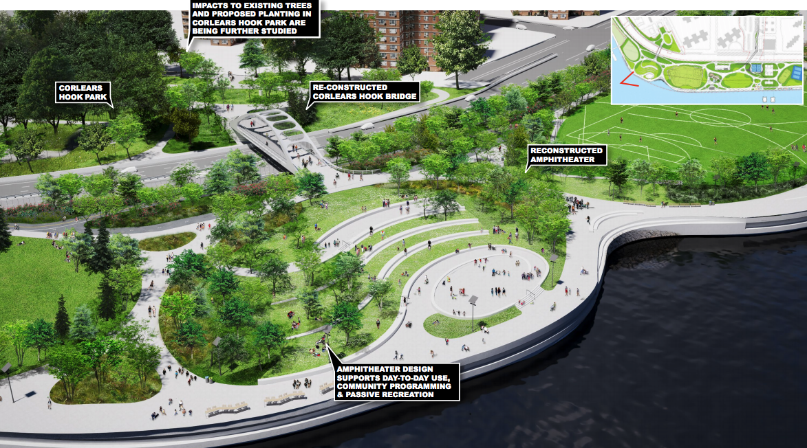 Coastal Resiliency, NYC flooding, DDC