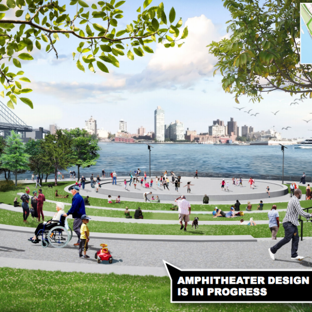 City presents new design for its East Side Coastal Resiliency Project following community feedback