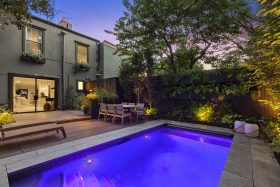 35 Devoe Street, East Williamsburg, Townhouses, Pools