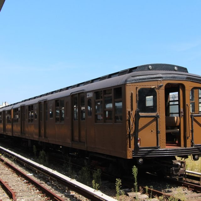 Nostalgia trains to roll into Coney Island this weekend