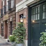 167 east 69th Street, cool listings, townhouses, upper east side, art studio, garage, curb cut