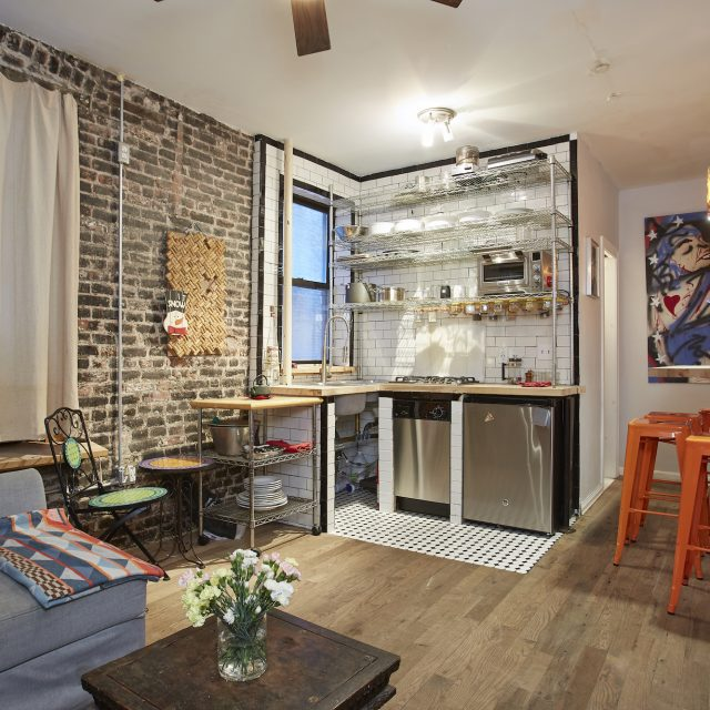 For $615K, this Upper West Side two bedroom is two blocks from Central and Morningside Parks