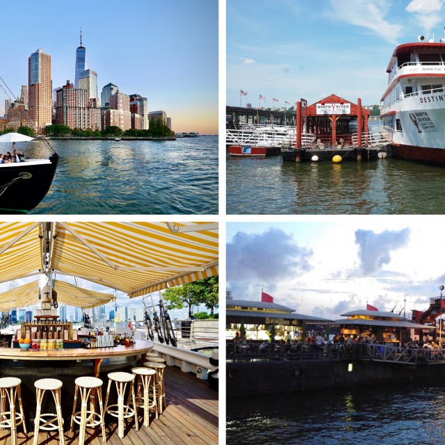 The best boat bars in New York City