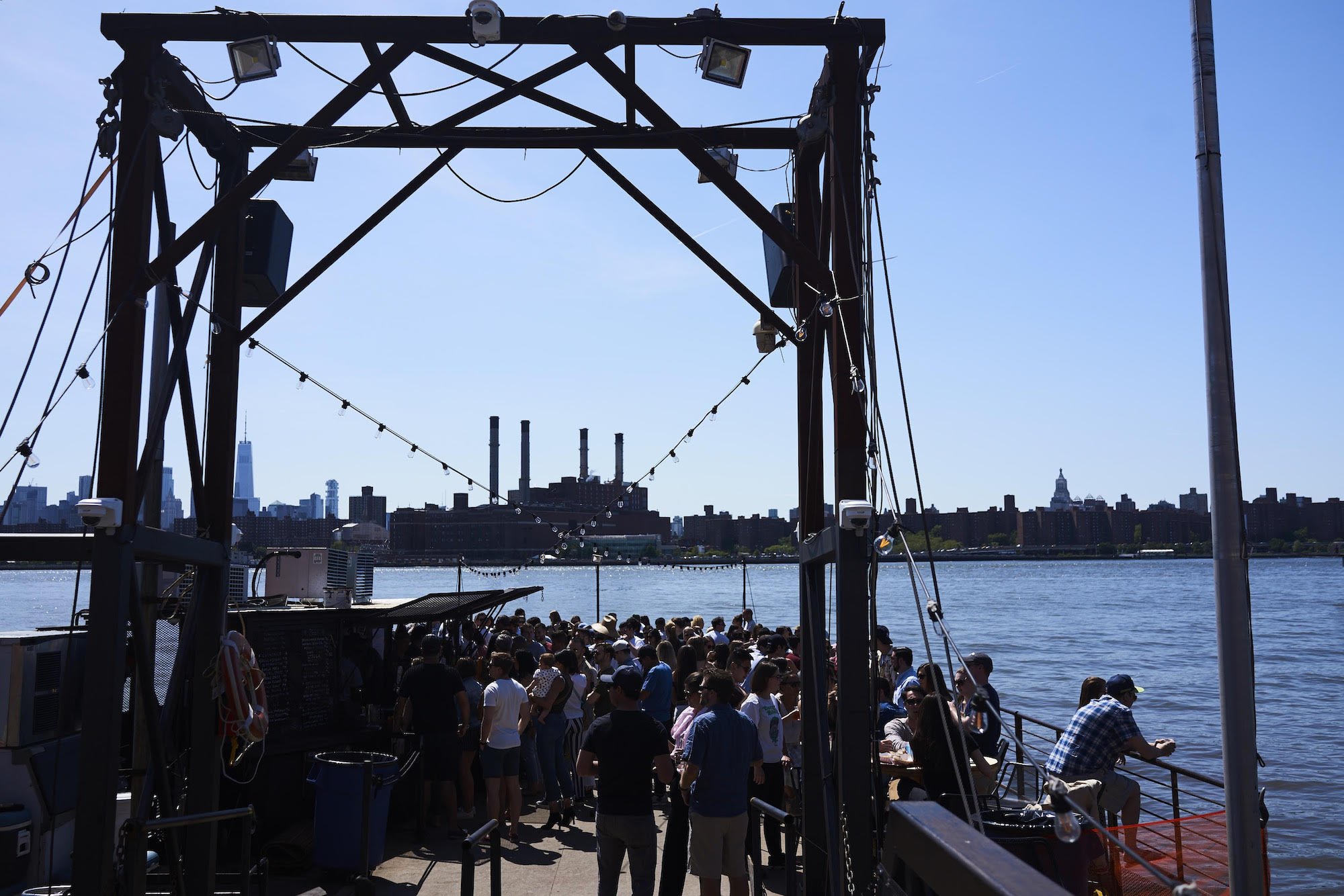 Image result for The Brooklyn Barge