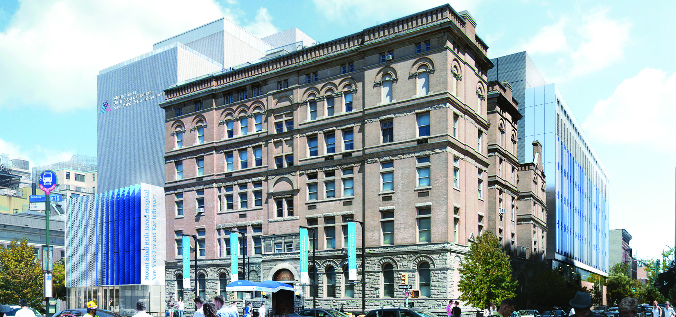 Mount Sinai files plans for new $600M Beth Israel facility