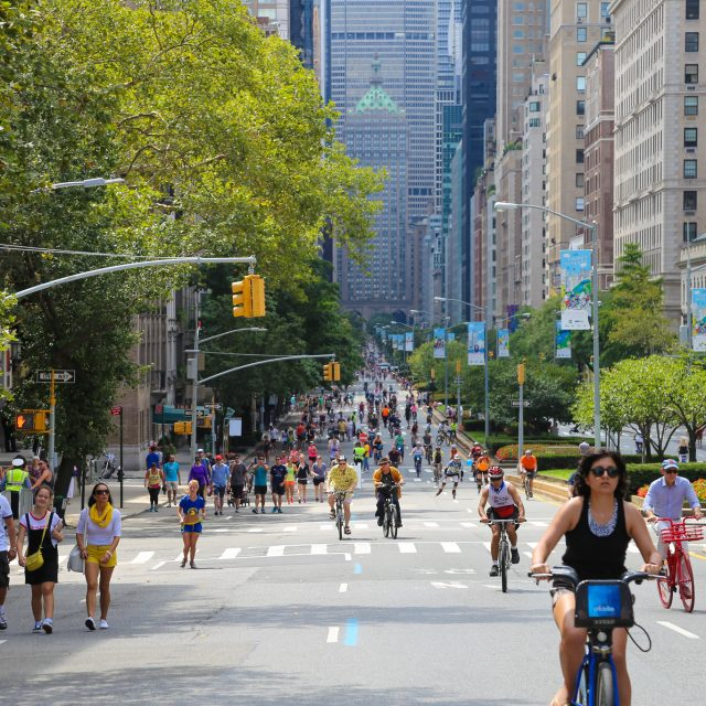 This Saturday is your final chance to enjoy Summer Streets