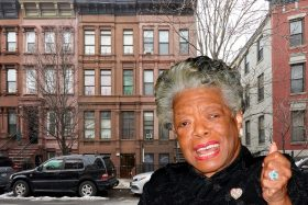 29 East 129th Street, Maya Angelou, Harlem, Brownstones