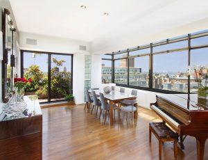 renee fleming, celebrities, cool listings, 200 west 86th street, penthouses, upper west side
