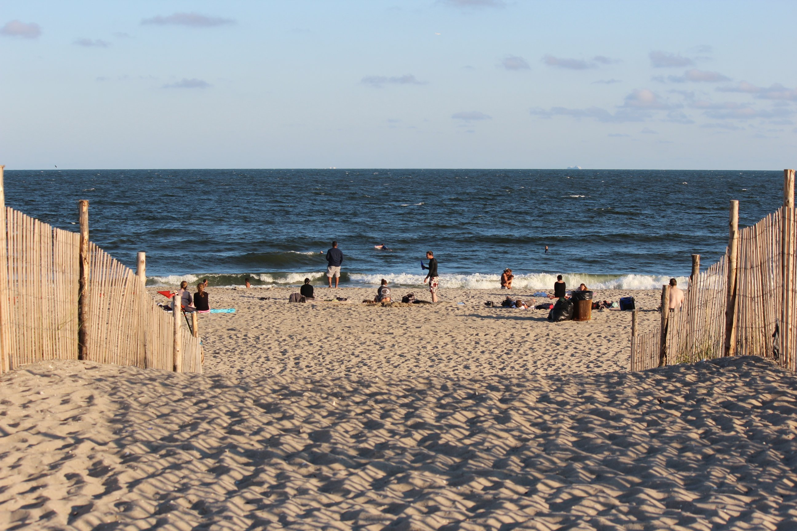 Mon Coach Deco sip, surf, and sunbathe: a guide to the rockaways | 6sqft