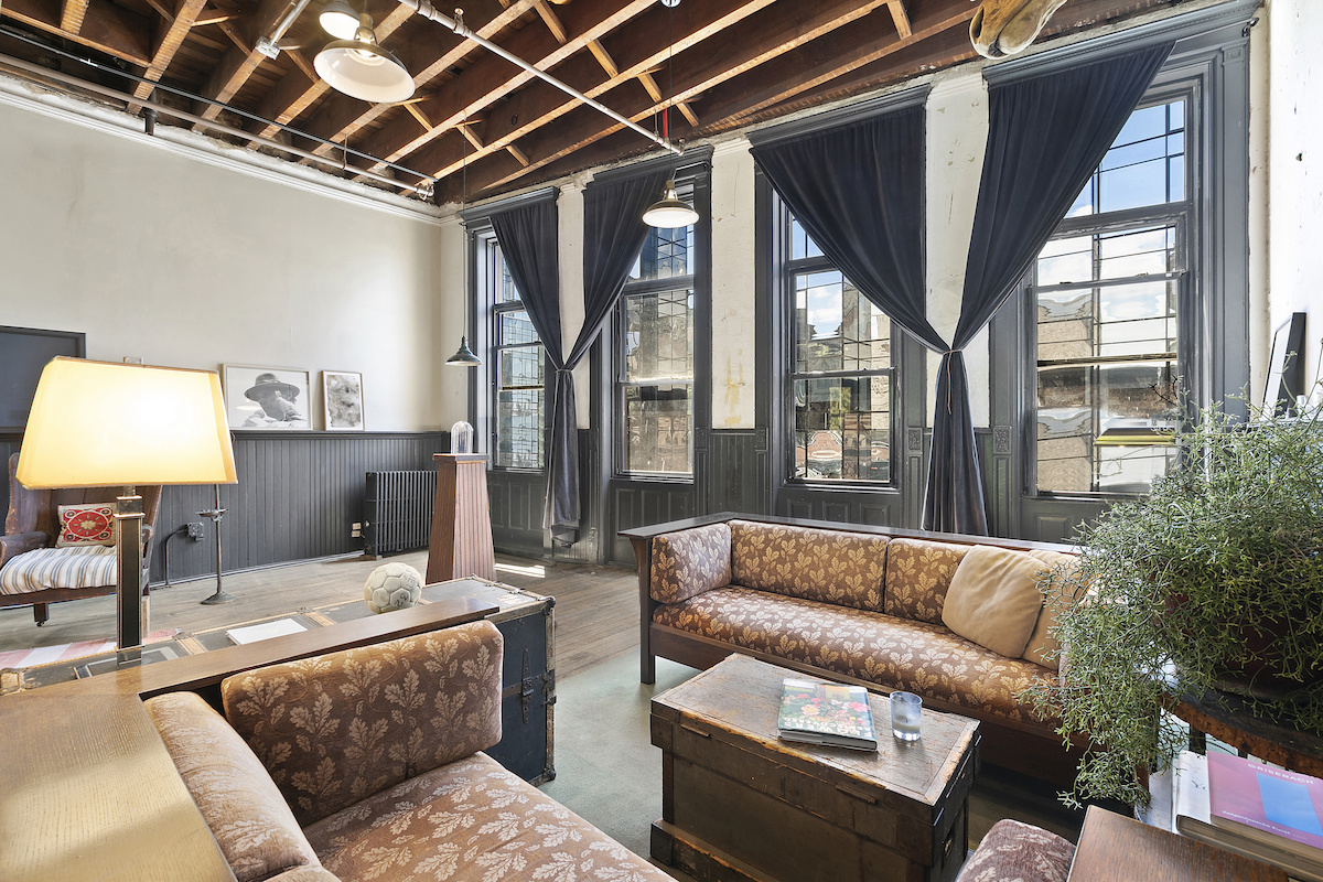 411 kent avenue, williamsburg, cool listings, firehouse, townhouse,