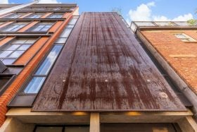 829 Greenwich Street, cool listings, interiors, west village, townhouses