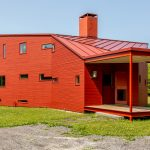 Y House, Steven Holl, upstate, catskills, 434 Lawton Hollow Road, cool listings, modern architecture