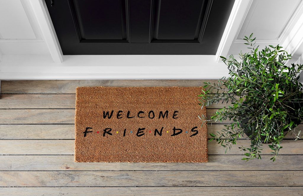 Pottery Barn\'s new \'Friends\' collection will be there for ...
