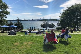 Comprehensive waterfront plan, DCP, events