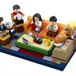 LEGO, friends, central perk