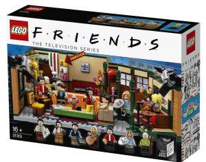 LEGO, friends, central perk