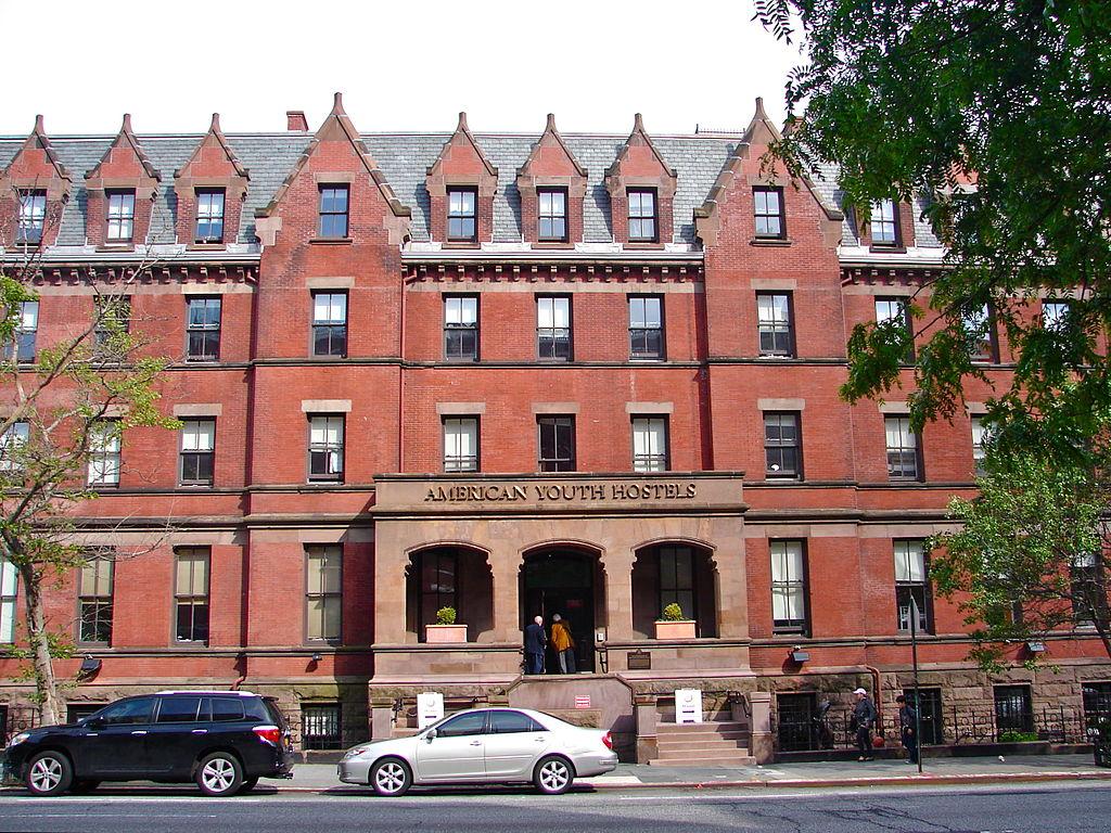891 Amsterdam Avenue, Upper West SideAmerican Youth Hostel, hostels,