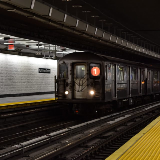 Large stretches of 1, 2, and 3 service will be suspended over the next two weekends