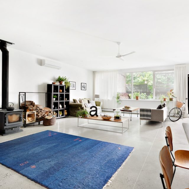 This $1.35M townhouse in Crown Heights is a compact condo alternative with a Nordic vibe