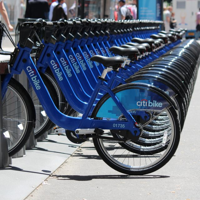 NYCHA residents and SNAP recipients can get a free Citi Bike membership this month