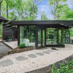 6 usonia road, frank lloyd wright, usonia, cool listings, modern homes, mid century modern, westchester