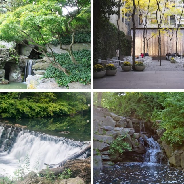 Where to find New York City's secret waterfalls
