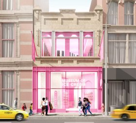 museum of ice cream, MOIC, soho