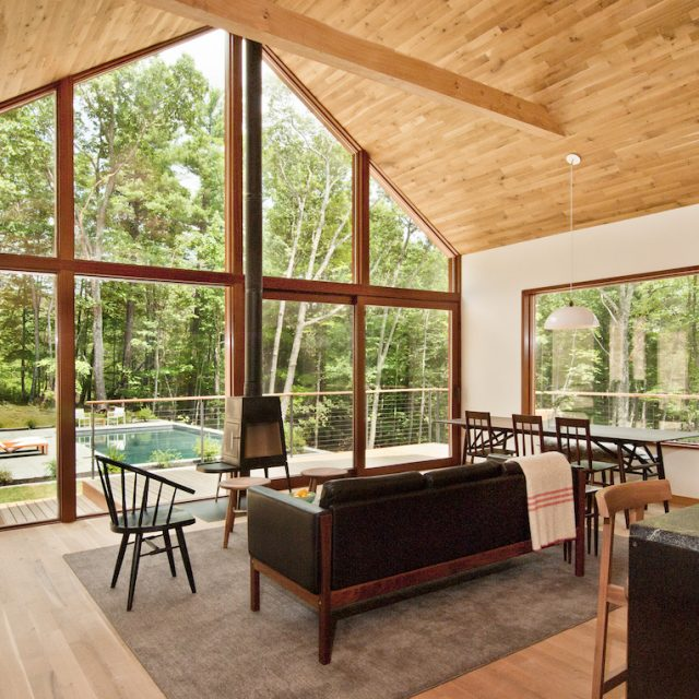Last available home in upstate 'eco community' Hudson Woods asks $1.18M