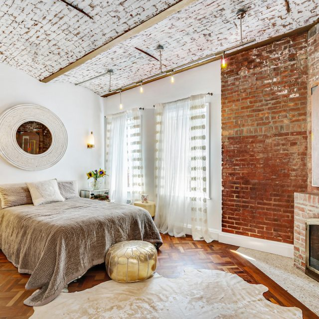 This $745K co-op has historic vaulted ceilings and a present-day Billionaires' Row location