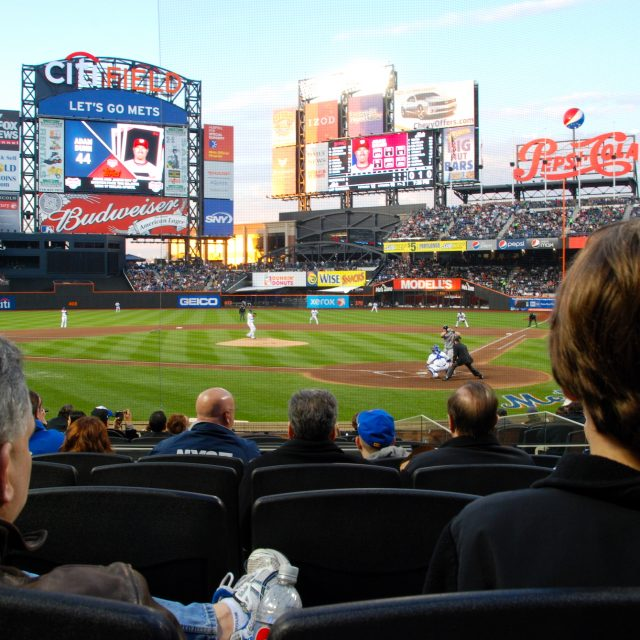 Try food from all 30 MLB ballparks in NYC next month