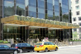 1 Central Park West, Columbus Circle, Donald Trump, Trump International Hotel & Tower, Trump Organization