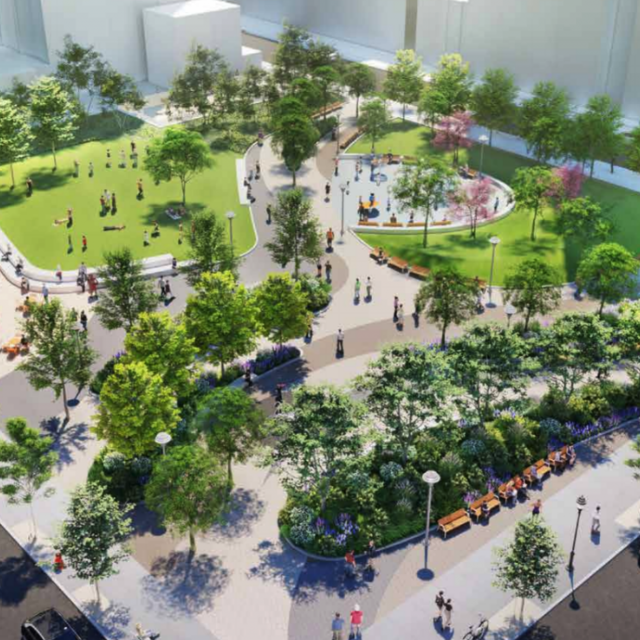 Plans for abolitionist memorial in Downtown Brooklyn park delayed again