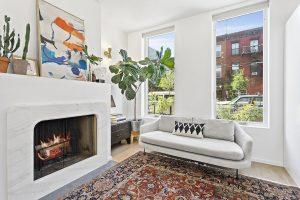 467 Carroll Street, Gowanus, modern townhouse, townhouses