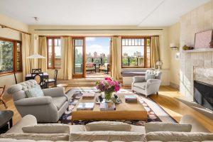 cool listings, bette midler, celebrities, upper east side, penthouses
