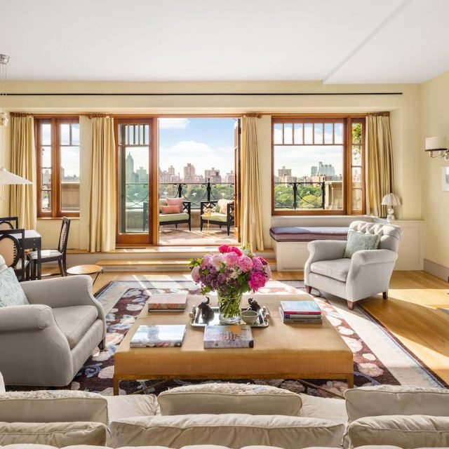 Bette Midler sells palatial Upper East Side penthouse last listed for $50M