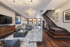 4 centre market place, cool listings, little italy, townhouses, novogratz
