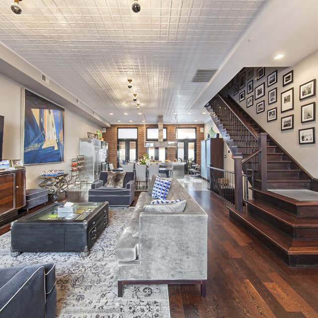 Rent this Novogratz-designed Little Italy townhouse for $40K/month