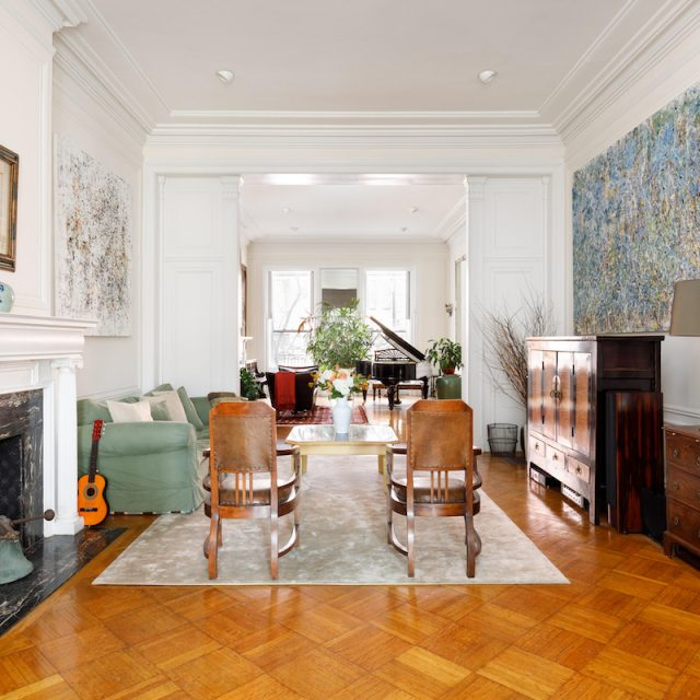 $18M Brooklyn Heights townhouse is the borough's most expensive listing