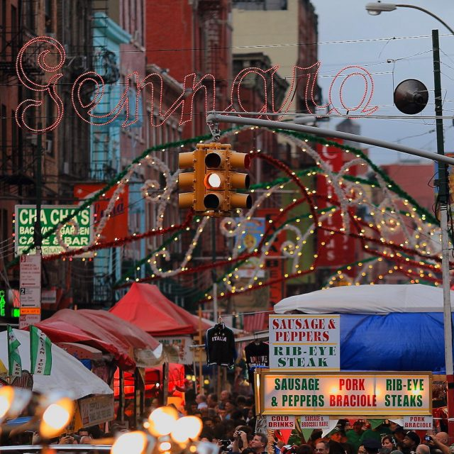 A guide to Little Italy's 95th annual Feast of San Gennaro